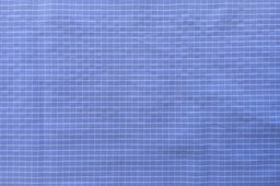 N413 BLUE POLY-VISCOSE 156CM