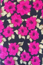 N460 100%COTTON FUSCHIA